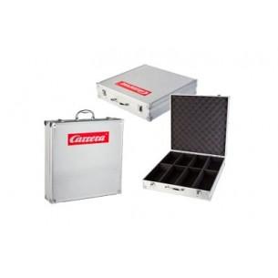 Suitcase for car items scale 1:32, aluminium
