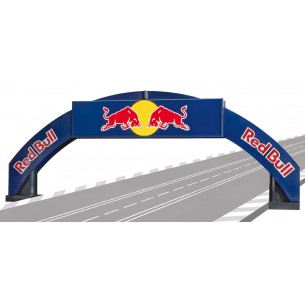 "Arco de Carrera ""Red Bull"""
