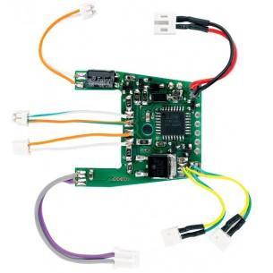 Digital 124 indicator light decoder