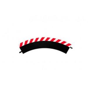 Outside Shoulder for curve 1/60°