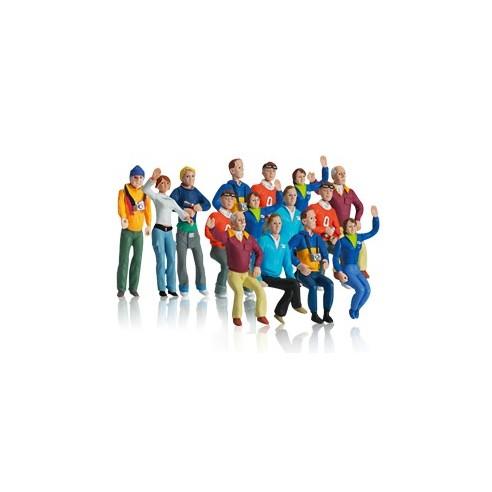 Set de Figuras Gradas Premium