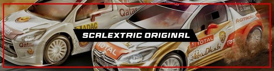 Scalextric Original o analogico