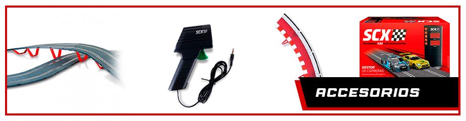 Accesorios circuitos scalextric