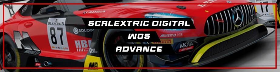 Scalextric Digital System - Wos - Advance
