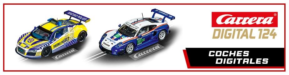 Carrera digital cars 124