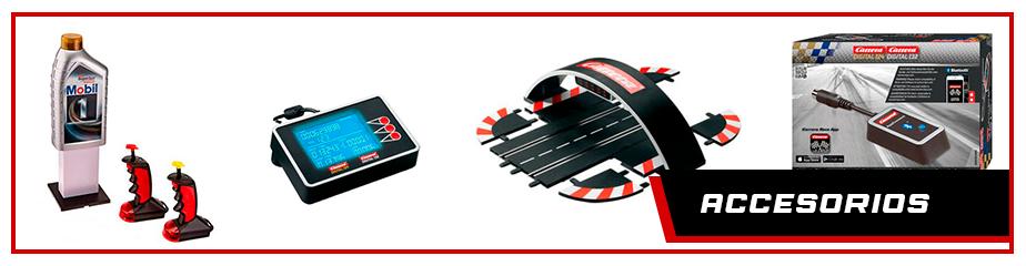 Carrera digital accessories