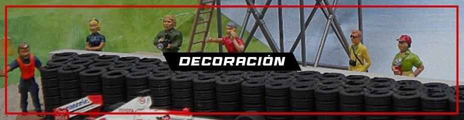 Decoration sets scx